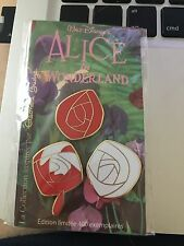 PIN TRADING ALICE IN WONDERLAND - ROSES RED - MY SPARKLING 25 - LE 400