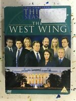 The West Wing - The Complete 3ª Third Seasson Inglese Francese 3T