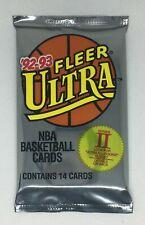 1992-93 FLEER ULTRA NBA SERIES 2 MYSTERY PACK INSERTS & ROOKIES PLEASE READ HOT