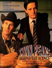 TWIN PEAK BEHIND THE SCENES VERY GOOD CONDITION