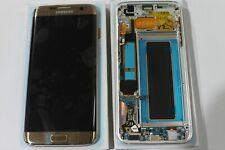 LCD ORIGINALE SAMSUNG GALAXY S7 EDGE SM-G935F SILVER GH97-18533B