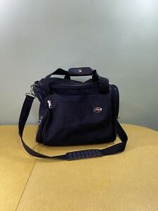 DELSEY 13x13x8 Light Weight Black Carry-on Luggage  Bag.