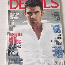 Details Magazine Joe Jonas Does It Alone April 2011 051717nonrh