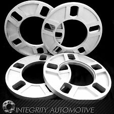 5 LUG WHEEL SPACERS 1/2 INCH 12MM | FITS 5X108 | 5X110 | 5X112 | 5X120.7 | 5X130