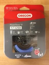 Oregon 573268 PowerSharp Chainsaw Chain Fit Qualcast YT4353-02 / YT4353 Chainsaw