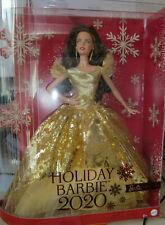 Holiday barbie 2020 NRFB Hispanic