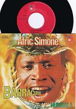 Afric Simone ORIG GER PS 45 Barracuda EX '72 BASF Euro disco Funk