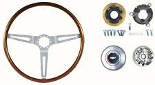 1967-68 Walnut Steering Wheel Kit