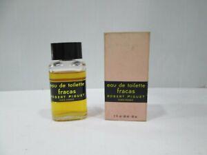 """ FRACAS de ROBERT PIGUET - Paris "" PROFUMO UOMO EDT 60ml Splash - Vintage"