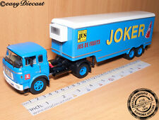 BERLIET TR12 1:43 JOKER JUICES FRANCE 1964 CAMION TRUCK & TRAILER ALTAYA IXO