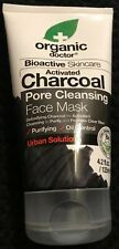 Organic Doctor Activated Charcoal Deep Cleansing Face Scrub