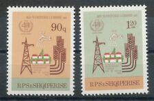 347635) Albanien Nr.2356-7** 40 Jahre WHO