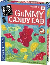 Thames & Kosmos 550024 Gummy Candy Lab Science Kit