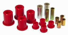 Prothane 6-311 Polyurethane Rear Control Arm Bushing Kit Cobra IRS 99-04 (Red)
