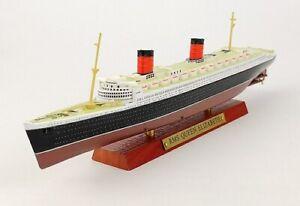 RMS QUEEN ELIZABETH 1/1250 ATLAS 7572012 Transatlantic Ocean Liners Collection