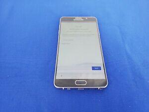 Samsung Galaxy Note 5 32 GB Black Sapphire (US Cellular) Smartphone (M11)