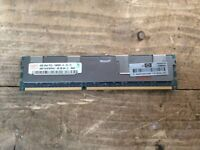 HP 4GB PC3-10600R Server Memory RAM 500203-061