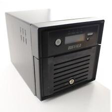 Buffalo TS4200D 2TB TeraStation 4200 2 Bay Desktop Diskless NAS Server - Used