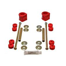 Energy Suspension Sway Bar Bushing Kit 3.5136R; 32mm Front Red for Chevy Trucks