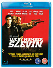 Lucky Number Slevin 5017239120244 With Lucy Liu Blu-ray Region B
