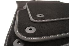 Fußmatten passend für Audi A4 S4 B6/B7 Premium Qualität Velours Nubuk S-Line