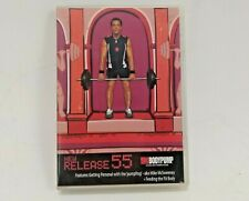 Les Mills BODYPUMP #55 Complete DVD, CD, Case and Notes 2005 Good Condition