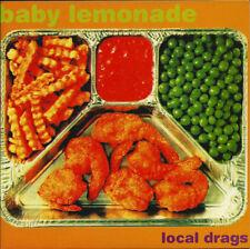 "BABY LEMONADE Local Drags 7"" . power pop elton john love arthur lee syd barrett"
