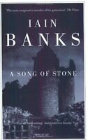 IAIN BANKS ____ A SONG OF STONE ___ BRAND  NEW __ FREEPOST UK
