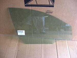 2003-2007 SATURN ION 4-DR SEDAN FRONT RIGHT PASSENGER DOOR GLASS DD10387GTN