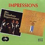 The Impressions - Fabulous Impressions/We're A Winner (CDKEND 155)