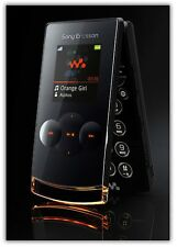 Sony ERICSSON w980i 8gb Black (Senza SIM-lock) 3g 4 nastro Walkman Top come nuovo