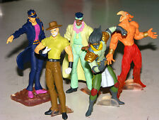 Bandai JOJO'S BIZARRE ADVENTURE Part I GASHAPON Figures (full set of 5 figures)