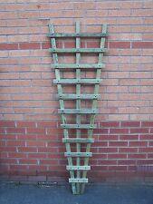 Wooden Fan Trellis 6ft x 2ft