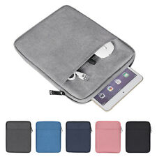 "Tablet Sleeve Pouch Cover Case Bag for Apple iPad Mini Air 7.9'' 8'' 9.7"" 10.1"""
