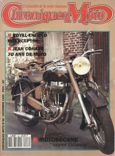 Coca Cola Coke - The Chronicle Moto Nr. 46, Royal Enfield Interceptor