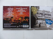 CD Album THE ALLMAN BROTHERS BAND Live at the Beacon theatre 1992  88691914422