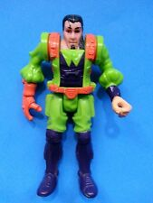 "1990 Dr. Derange 5"" Action Figure Animated James Bond Jr. Eon - Hasbro"
