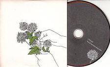 SANSO-XTRO Sentimentalist 2005 UK 11-track promo CD