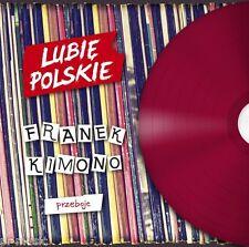 """= FRANEK KIMONO - PRZEBOJE  // CD sealed seria """"Lubie Polskie"""""""