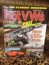 Dune Buggies and Hot Vws December 2009 Magazine VW