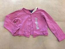 NWT Naartjie Girl Top Shirt Purple Floral Size 2T