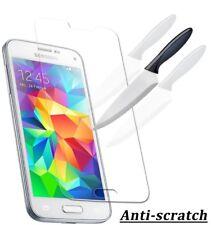 Displayschutzfolie ECHTGLAS Panzerglas 9H 0,30mm für Samsung Galaxy S4 Mini