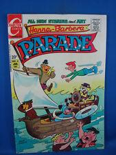 HANNA BARBERA PARADE 4 VG F 1972 FLINTSTONES JETSONS MAGILLA