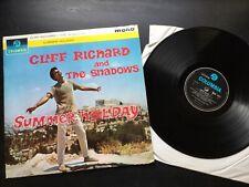 CLIFF RICHARD LP SUMMER HOLIDAY MONO ORIGINAL RARE SCX 3462 Rock& Roll FRAME