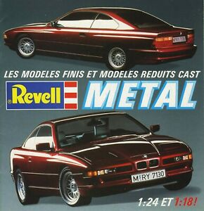 Catalogue Revell Metal And Metal Kit to the / Of 1/24 And 1/18