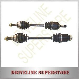 FORD CAPRI auto & manu Year 1989-1994 TURBO CHARGED TWO CV JOINT DRIVE SHAFT new