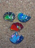 Sleeping Beauty Flying Fairies Cinderella Fairy Godmother Disney Pin Flora Fauna