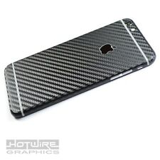 APPLE iPhone 6 ONLY - FULL Carbon Style Skin - PROTECTIVE Vinyl 3M Sticker Kit