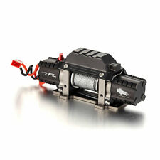 Full Metal Emulation Winch With Double Motor For RC Crawler Truck