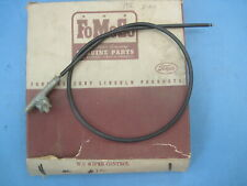 NOS wiper switch for vacuum wiper motor 1956 Ford F-100 truck